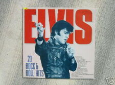 ELVIS PRESLEY 33 TOURS HOLLANDE 20 ROCK & ROLL HITS