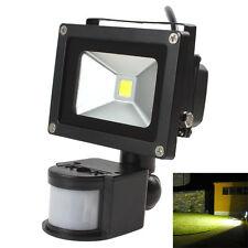 20W AC 85-265V Waterproof PIR Infrared Body Motion Sensor White LED Flood Light