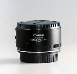 Canon Life-Size Converter EF for Compact Macro Lens EF 50mm F2.5 1:1