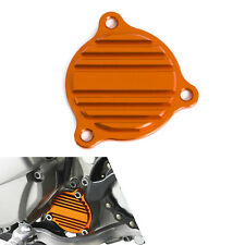 CNC Oil Pump Cover For KTM  250 XCF-W 2014-16 350/450/500 XC-W/EXC-F 2008-16