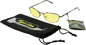 NACHTSICHT BRILLE Beutel Auto Nachtsichtbrille Nachtfahrbrille Kontrastbrille 28