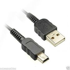 USB Cable for Canon PowerShot SX10 IS, SX100 IS, 6'