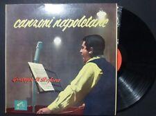 LP - GIUSEPPE DI STEFANO - CANZONI NAPOLETANE - 1956