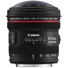 Canon EF 8-15mm F/4L Fisheye USM Lens Agsbeagle