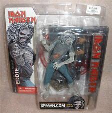 Iron Maiden Eddie super stage figure mcFarlane mint in package RARE