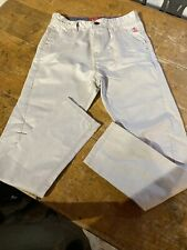 Next Off White Ivory Boys Chino Jeans Age 10