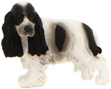 Breyer Horses Corral Pals Black and White English Cocker Spaniel Dog #88070 Toy