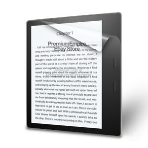 """Kindle Oasis Screen Protector Cover Protection Film 2017 2019 7"""" 9th 10th Gen"""