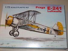 1/72 Scale RS Models Praga E-241 Luftwaffe