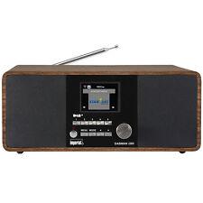 Imperial Dabman i200 Internet/DAB+ Radio braun WLAN LAN AUX