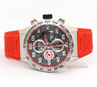 TAG Heuer Carrera Calibre Heuer 01 CAR201M.FT6156 Manchester United Edition