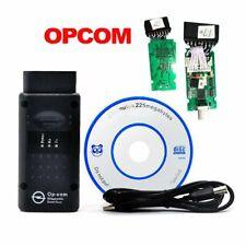 V1.70! OPEL OP COM Vauxhall OBD2 Diagnostic Code Reader Scanner Tool OPCOM SG