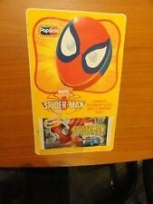 "Spiderman Popsicle Ice Cream Truck Sticker 8"" x 5"""