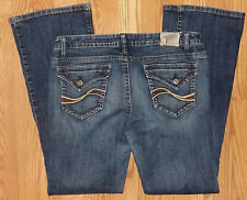CHIP AND PEPPER SIZE 13 MID RISE JEANS COMFY STRETCHY COMFY WOMENS BLUE JEANS