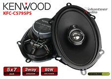 """Kenwood KFC-C5795PS 5X7"""" 3-Way 4-Ohm 320W Max Custom Fit Speaker 6"""