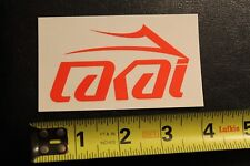 LAKAI Skate Shoes Girl Chocolate Skateboard LS SK8 Vintage Skateboarding STICKER