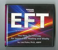 EFT: Lee Pulos - 7CDs & 1 DVD - Includes workbook CD and DVD