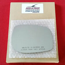 NEW Mirror Glass 09-13 TOYOTA COROLLA MATRIX Passenger Side RH **FAST SHIP**