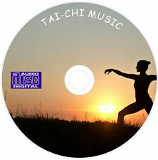TAI CHI MUSIC CD FOR MEDITATION RELAXATION INSPIRATION&PEACE TRANQUILITY ZEN 139