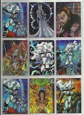 "1996 Lady Death: Series 3 FRACTAL ""Parallel Base Cards"" U-PICK (Flat Rate Ship)"
