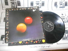 LP Pop Wings - Venus And Mars Rock Show (12 Song) CAPITOL GERMANY Beatles