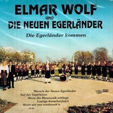CD NEU/OVP - Elmar Wolf und die Neuen Egerländer - Die Egerländer kommen