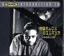 A Proper Introduction to Horace Silver: Doodlin' CD (Best Of/Jazz Piano)