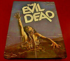 SteelBook Blu-Ray The Evil Dead (Blu-ray Disc) Sam Raimi Bruce Campbell