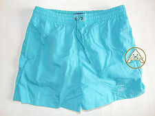 Vintage 90 MC KEE'S Boxer S Shorts Costume Beach Pantaloncini Verde NOS 80 OS