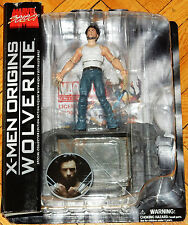 MARVEL LEGENDS INFINITE SELECT X-MEN MOVIE ORIGINS WOLVERINE LOGAN APOCALYPSE