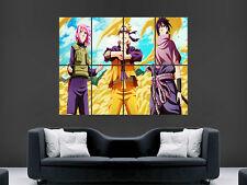 Naruto Shippuden Manga Poster Art Mural Grande Image GIANT POSTER