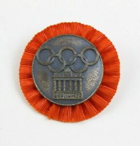 Abzeichen XI. Olympia 1936 Berlin