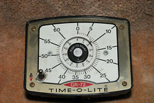 New listing Vintage Gr-72 Time-O-Lite Photo Enlarger Timer Made in Usa Experienced!