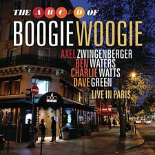 B C and D of Boogie Woogie The A - Live In Paris [CD]