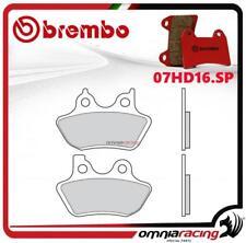 Brembo SP Pastiglie freno sinter posteriori Harley Dyna super glide 2000>2003