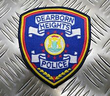 US Dearborn Heights Police Department Michigan  Shoulder Patch / Badge PB18