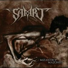 "Samrt ""mizantrop mazohist"" CD [depressivo Misanthrophy Black Metal from Serbia]"