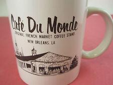 Cafe Du Monde Coffee Cup Original French Quarter Market Stand New Orleans La Mug