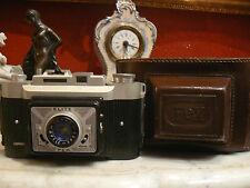 ancien appareil photo de marque FEX elite etui d'origine