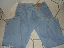 LEVI'S MENS JEANS, RARE US MADE,VINTAGE,COLLECTIBLE;Relaxed Fit;W36 L30;NICE