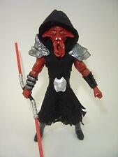 Custom Star Wars Darth Azard 3.75in figure sith jedi mandalorian krayt talon EU