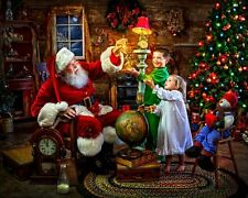 Santas Magic Christmas Jigsaw Puzzle 1000 Piece