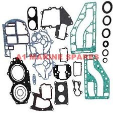 A1 Yamaha outboard motor Gasket Kit With Seals F15hp 2002 on 66M-W0001-​01