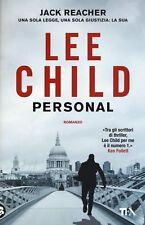 Personal - di : Lee Child  - Tea 2017