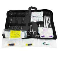 16stk Chirurgische Anatomie Instrumente SET Basic MEDIZINISCHE W9H7 FasT