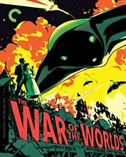The War of the Worlds (The Criterion Collection) [Blu-ray] New Dvd! Ships Fast!
