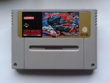 JUEGO SUPER NINTENDO SNES STREET FIGHTER II SOLO CARTUCHO PAL