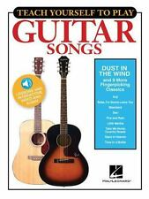 Guitar Songs : Dust in the Wind and 9 More Fingerpicking Classics (2016,...