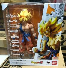 Bandai Dragonball Z S.H.Figuarts Super Saiyan Son Goku Warrior Awakening Figure