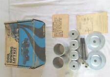 Vintage NOS Mr. Gasket Coil Spring Lift Kit 1297 Rearend Stink Bug Rake AWESOME!